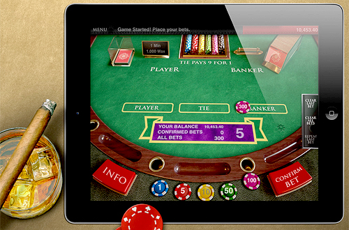 Casino iPad Review